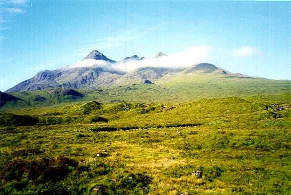 Isle of Skye, Black Cuilins & Sgurr nan Gillean
