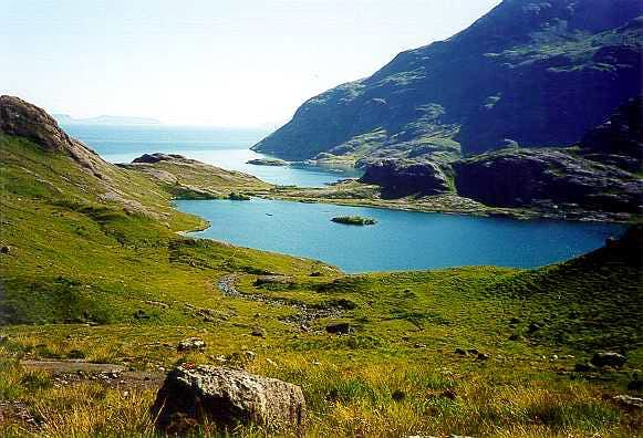 Isle of Skye, Loch Coruisk