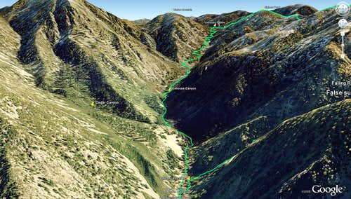 Route on Google Earth - Part 5