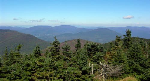 Mt. Equinox View