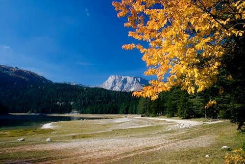 From Crno jezero