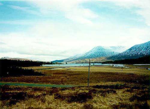 Ben An Dothaidh in Glen Orchy