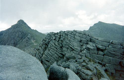 Granite bedding