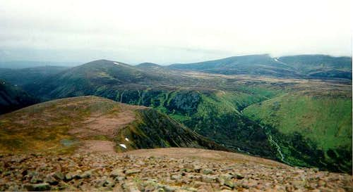 From Derry Cairngorm