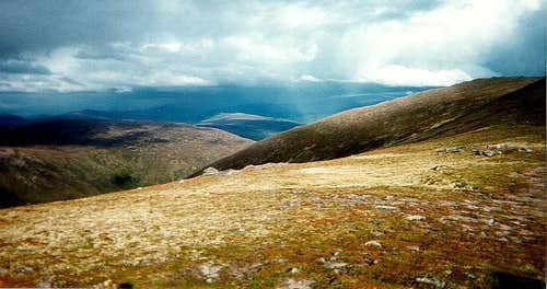 On Carn a\' Mhaim