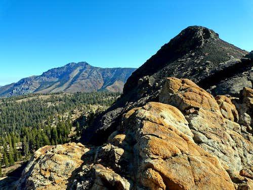 Silver and Ebbetts Peak