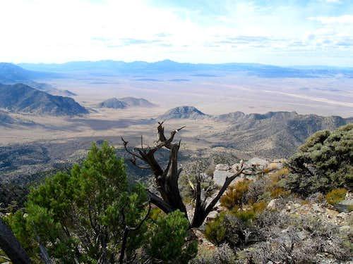 Indian Peak in the