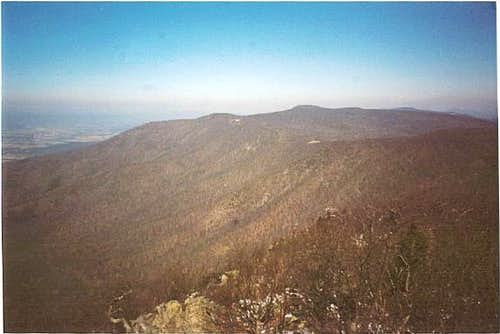 From the summit of Hawksbill,...