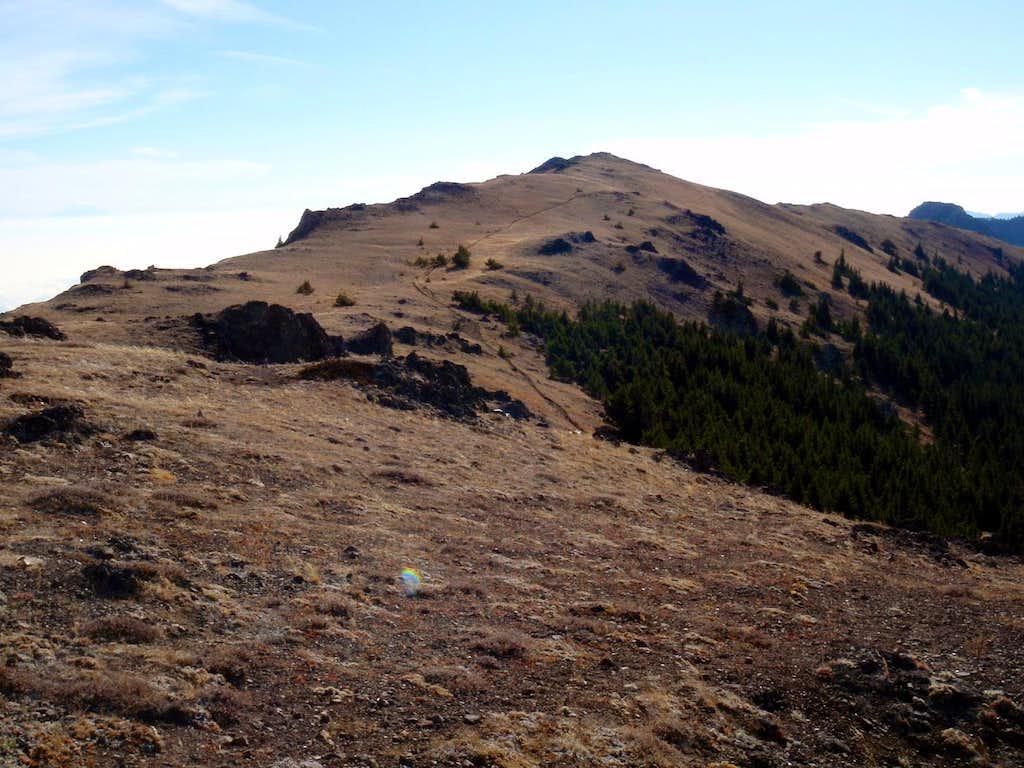Mount Townsend Summit