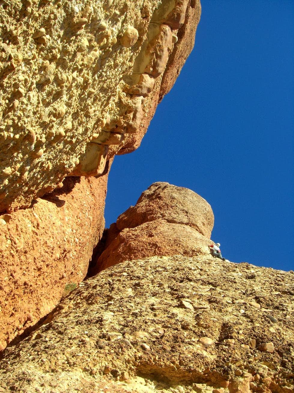 Chains of Passion, 5.10b