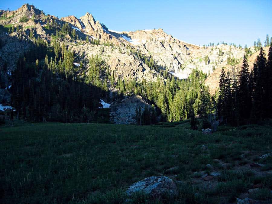 Seven Up and Bear Basin