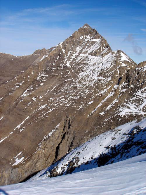 Hoher Tenn(3368m)