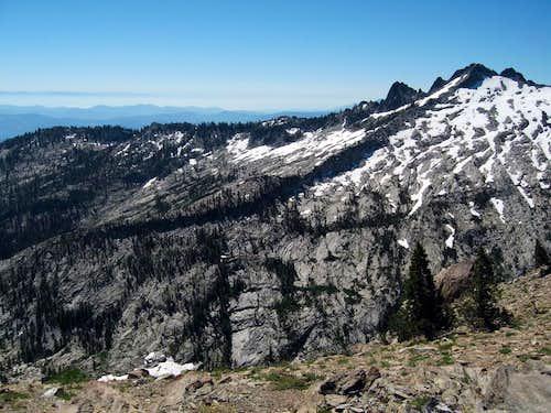 Gibson Peak.
