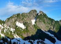East Garfield from Treen Peak