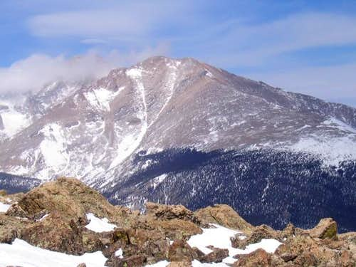 The south face of Mount...