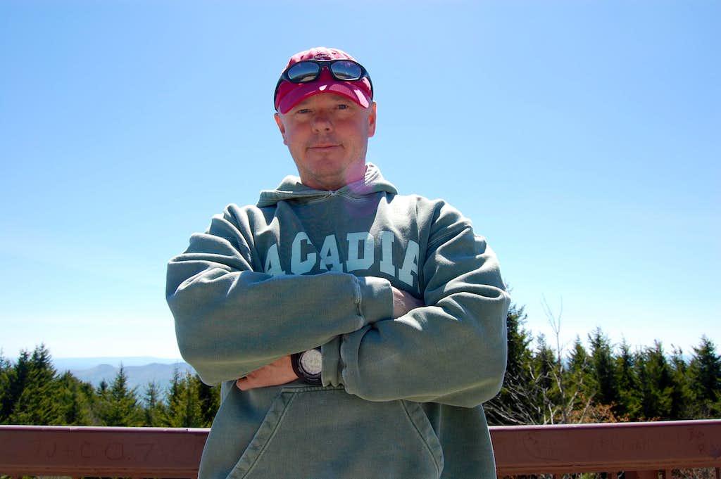 Summit of Spruce Knob