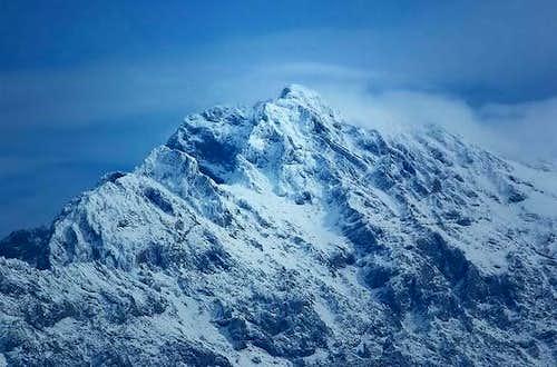 Paru peak
