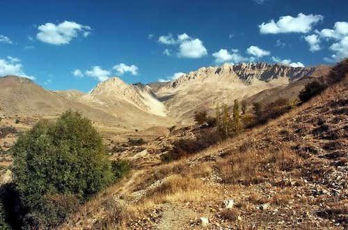 Pashoreh mount