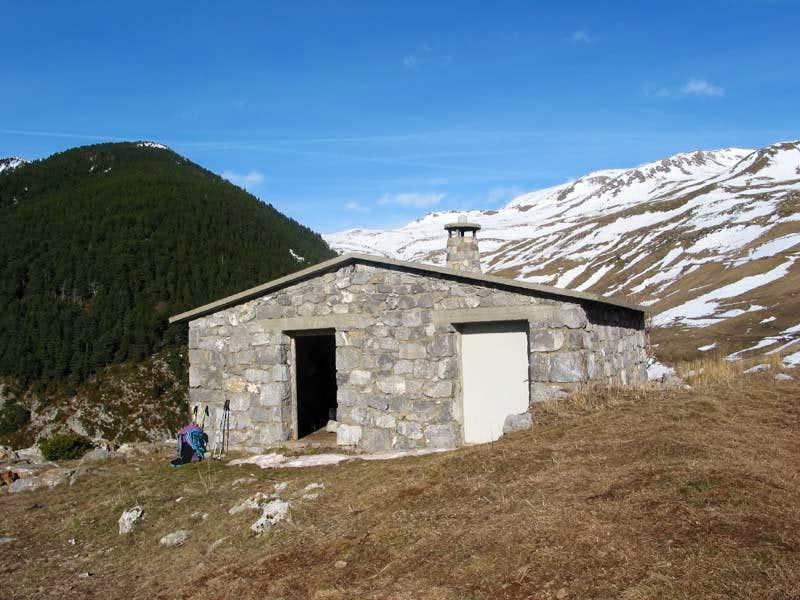 Cabana du Collado de Pegueras