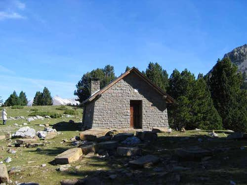 My beloved huts of the Pyrenees
