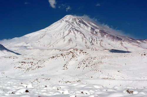 Damavand mountain 2