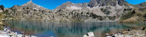 Lac de Bastan
