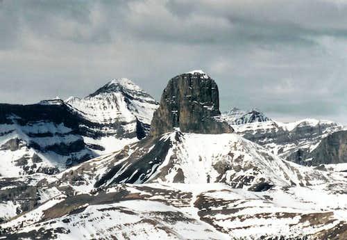 Devil's Head from Blackrock mountain