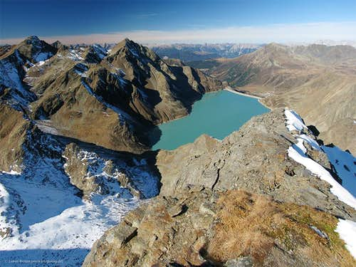 Finstertal Reservoir