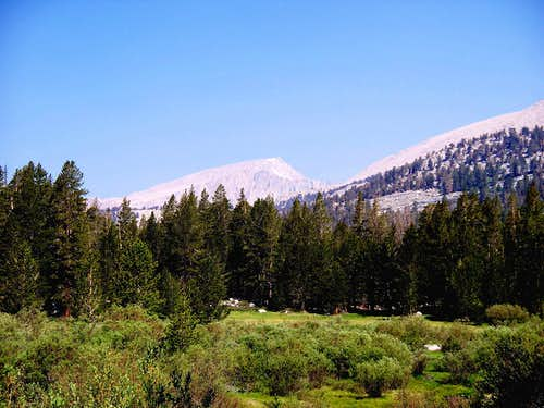 Mount Langley via New Army Pass