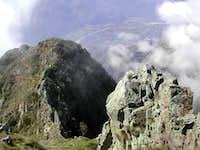 Last part of west ridge