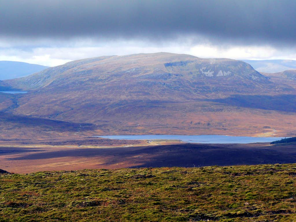 Gael Charn over Loch Pattack