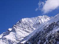 The snowy Pitztal