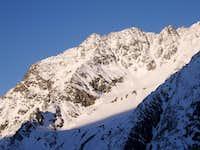 An unknown mountain