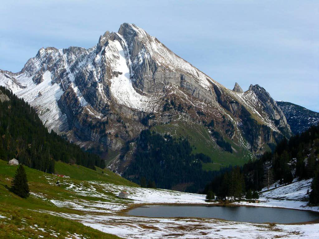 Wildhuser Schafberg 2373m