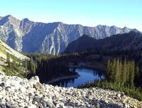 Red Pine Lake - Wasatch Mountains