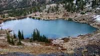 Secret (cecret) Lake