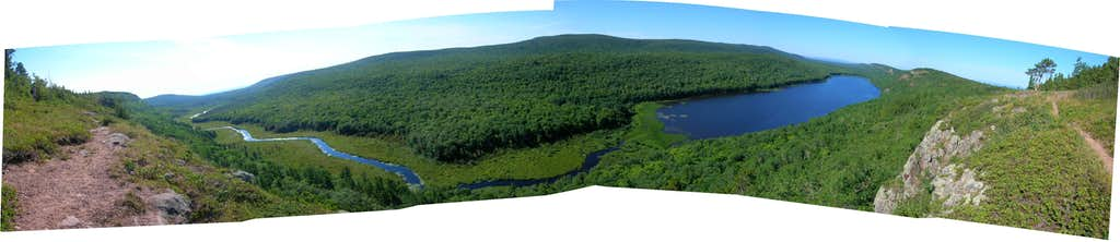 Escarpment Panorama