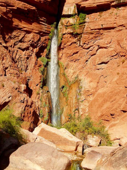 Lower Deer Creek Falls