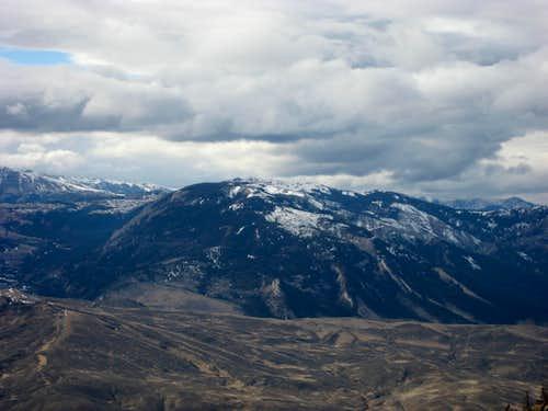 Pat O'Hara Mountain
