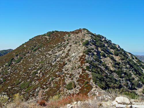 Condor Peak East Ridge