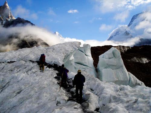 K2 Bc Trekking