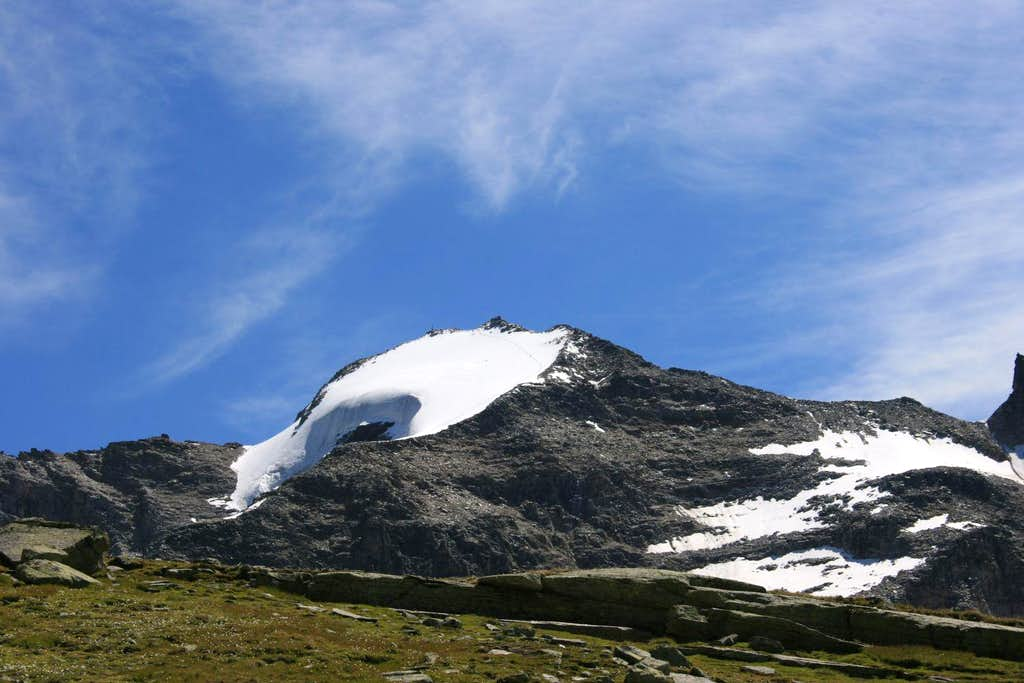 Hoher Angelus, 3.521m