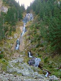 Cailor waterfall