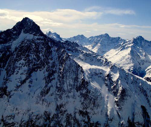 Aiguille du Plat de la Selle (3596m)
