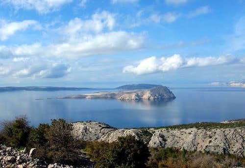 Goli Otok (227 mtrs)