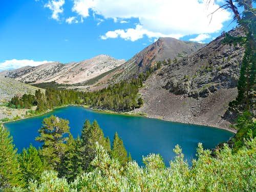 Blue Lake, Virginia Lakes, Hoover Wilderness