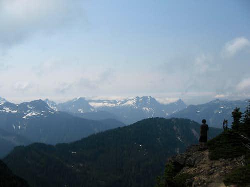 North Cascade Peaks