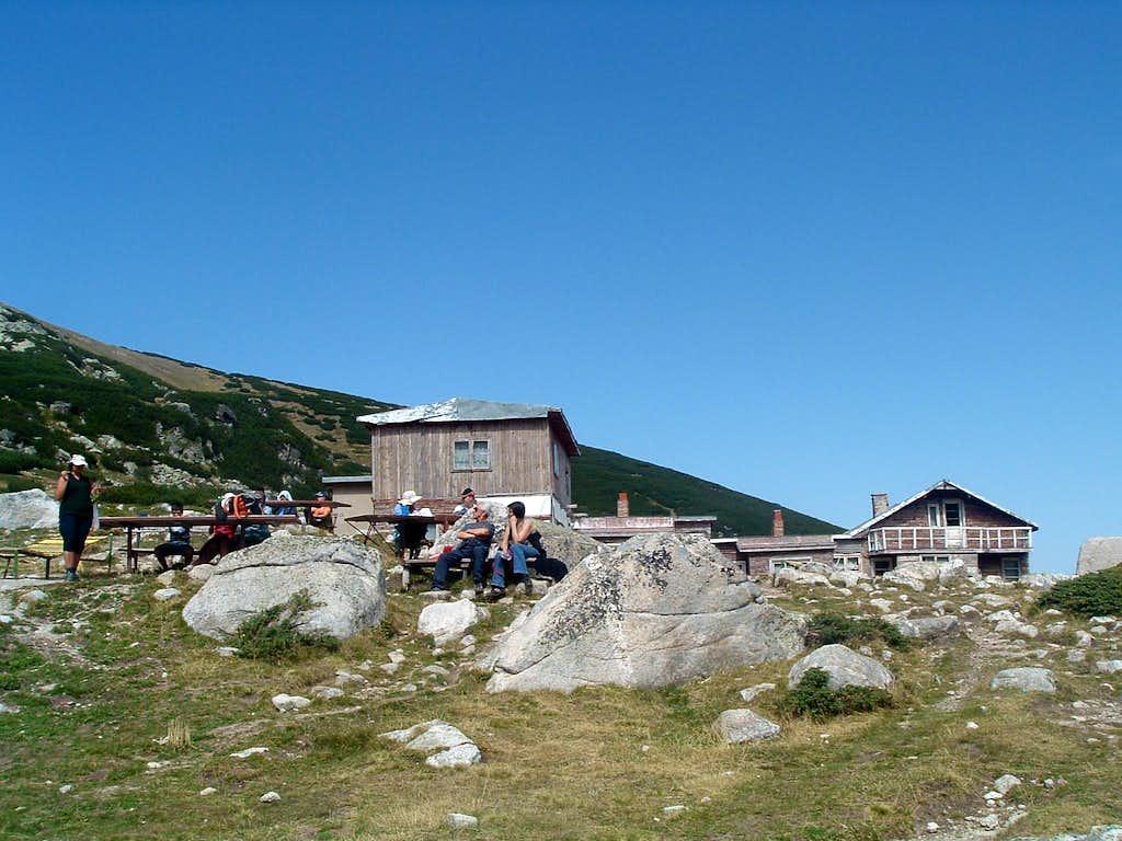 Musala hut