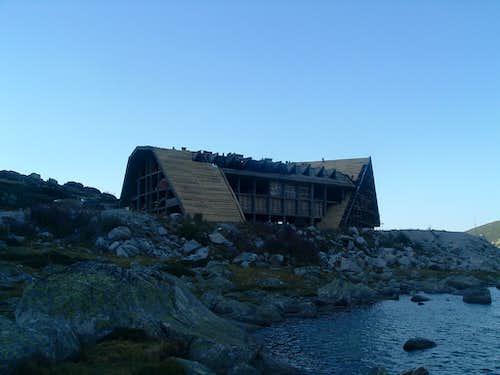 The new Musala hut