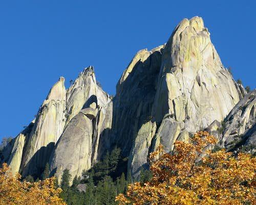 Autumn in The Needles, CA
